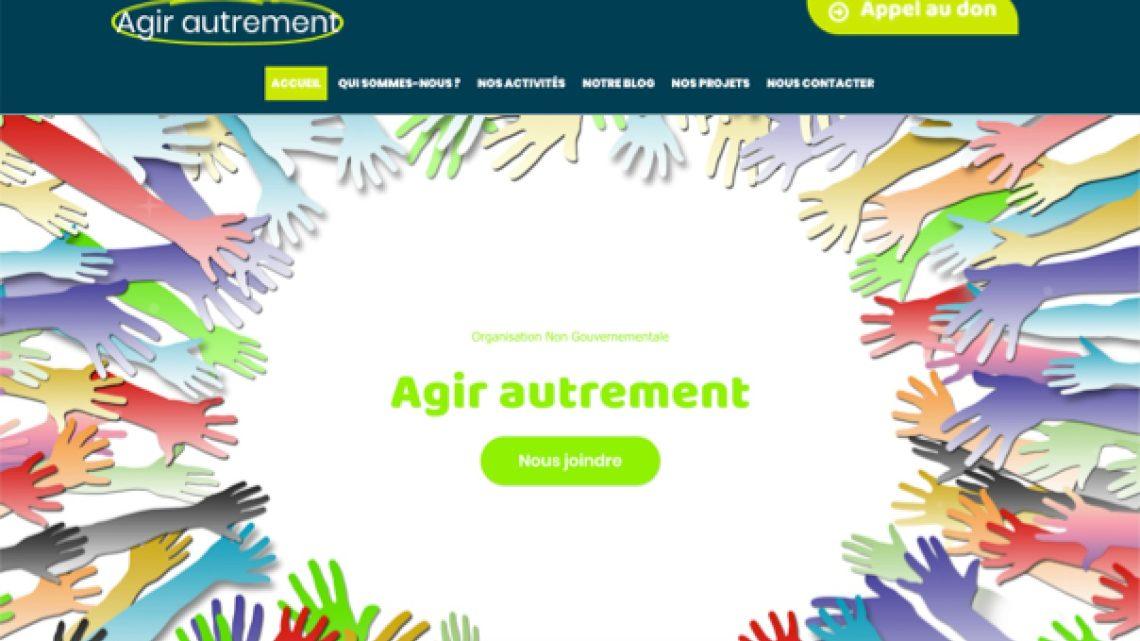 L'instant Projet Pro : Un site pour l'ONG Breiz'Hope Brest, une page Facebook pour l'Asso Fahazavana Isotry Madagascar